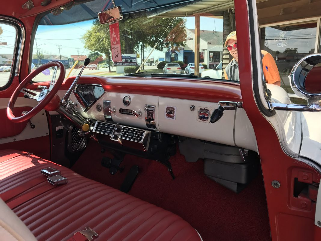 1957 Chevy Cameo For Sale