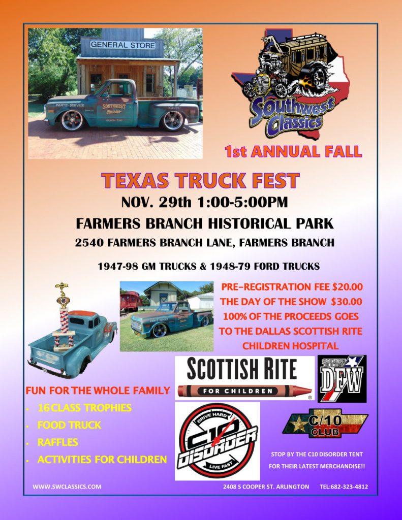 Texas Truck Fest 2020